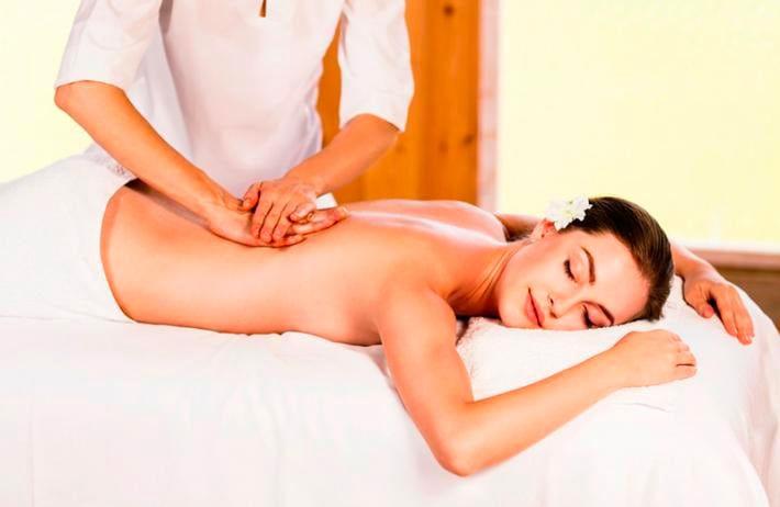 Massagem Cortesia