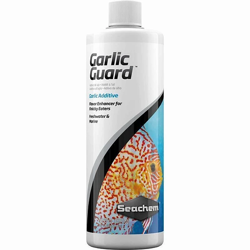 Seachem Garlic Guard - 500mL