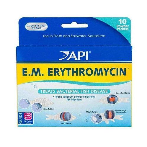 API E.M. Erythromycin - 10 Pack