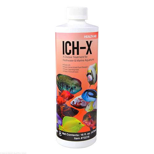 Hikari ICH-X Water Treatment - 16 oz
