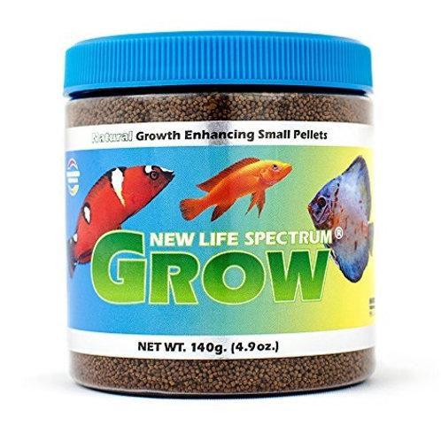 New Life Spectrum (Naturox Series) - Grow Pellet (.5mm - .75mm) 140 Grams