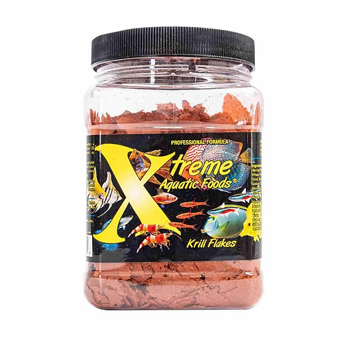 Xtreme Aquatic Foods Krill Flakes 3.5oz