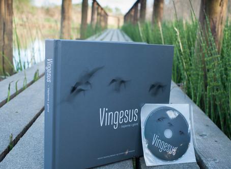 Ny bog: Vingesus - Vejlerne i glimt
