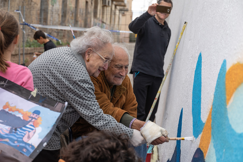 """De la Mar al Mur"" Project #WIP"