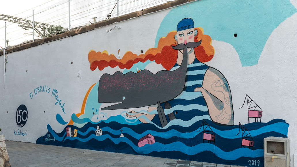 """""""De la Mar al Mur"""" Project"""