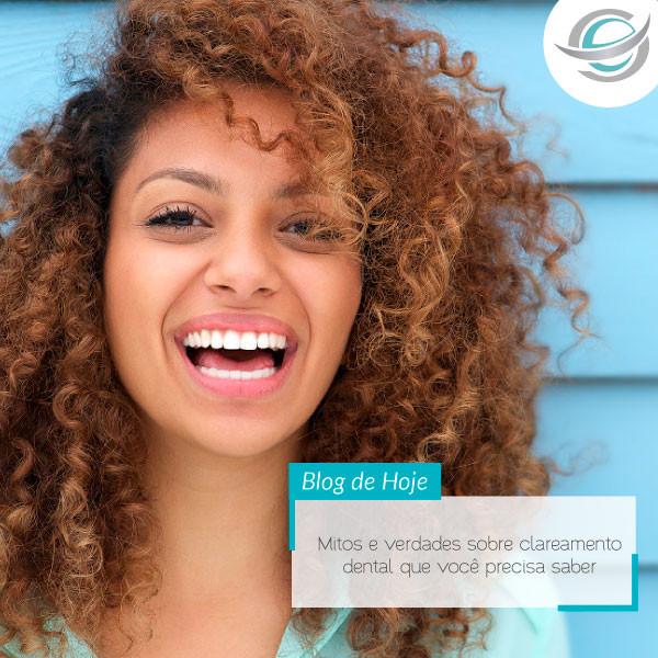 Mitos e verdades sobre clareamento dental que você precisa saber