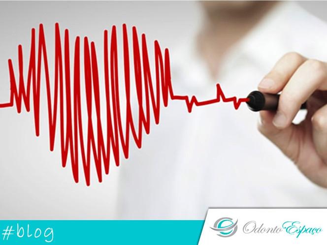 O coração e a saúde bucal