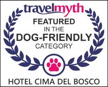 Hotel Cima Del Bosco è ora presente su Travelmyth nella collezione dog friendly
