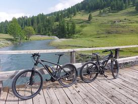 bike hotel Cima del Bosco