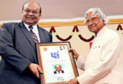 Dynamic Indian of the Decade Award 2012