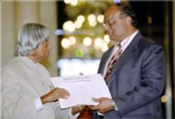 Dr.B.C. Roy Award 2004
