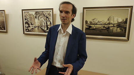Борис Машковцев на Большом фестивале мултфильмо