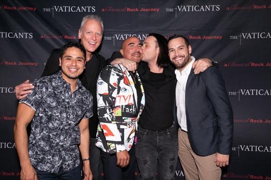 Alley of Brandt Premiere - THE VATICANTS