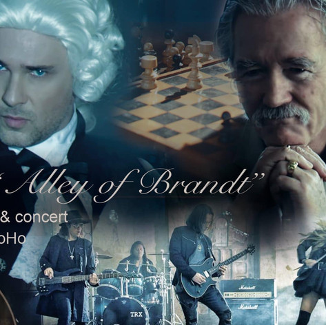 Alley of Brandt Music Video Premiere 1.18.2020
