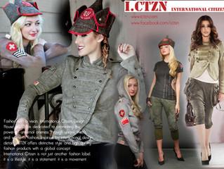 Sheena Gao's new Fashion Website
