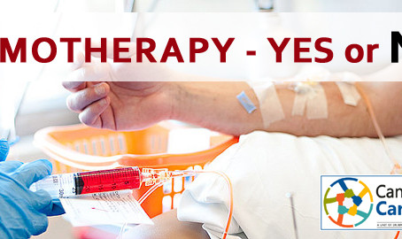 12 Questions to ask BEFORE saying Yes to CHEMOTHERAPY Treatment