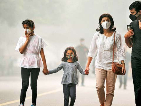 SAFEGUARD YOUR LUNGS FROM DIWALI AIR POLLUTION