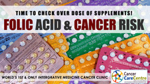 Folic Acid & Cancer Risk