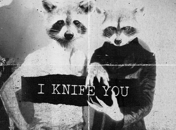 I knife you 2