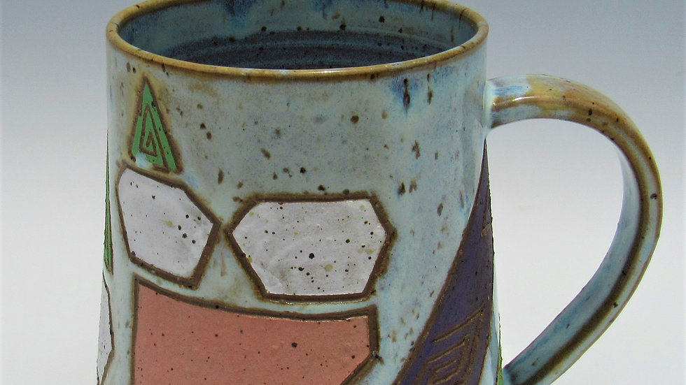 Paver Mug