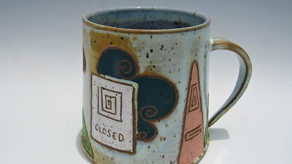 Quarantine Mug #2