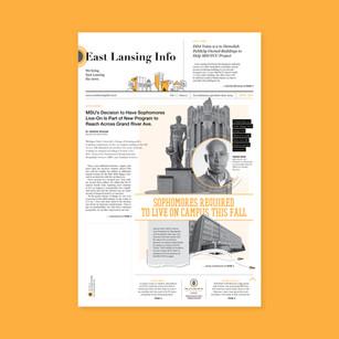 East Lansing Info A1