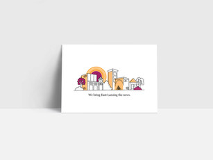 ELi note card