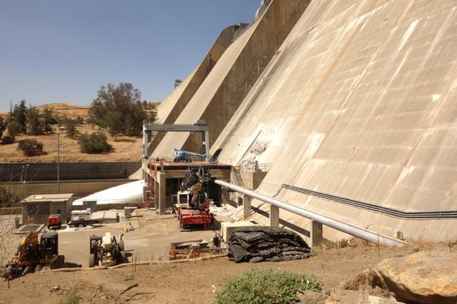 Friant Quinten Luallen Hydroelectric Pow
