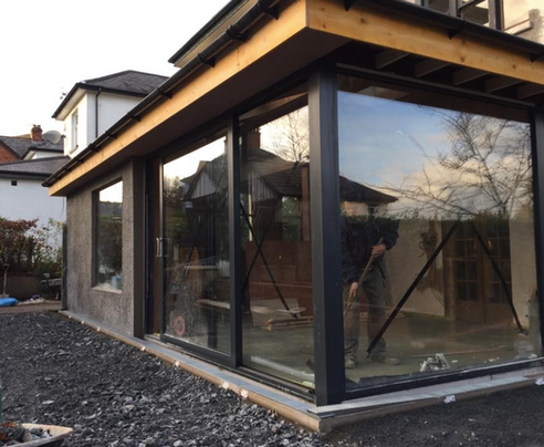 spacious house extension county down