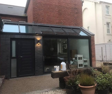 House extension in bangor county down