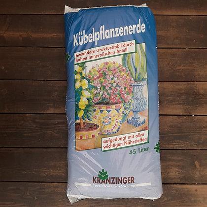 Kübelpflanzenerde - 45 Liter; für Zitrus, Oleander,..