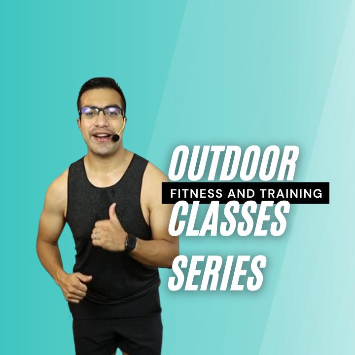 Power Rush Fitness - Outdoors 6/5/21