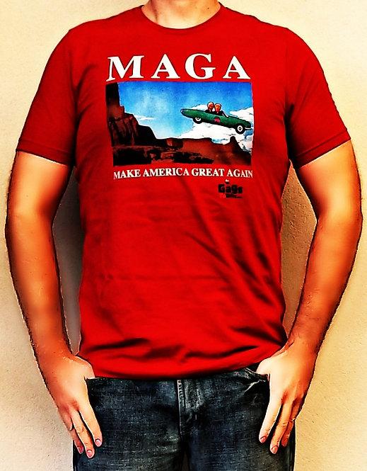 T Shirt - MAGA TRUMP PENCE