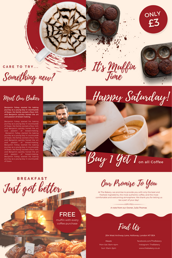 Coffee Shop Concept Posts