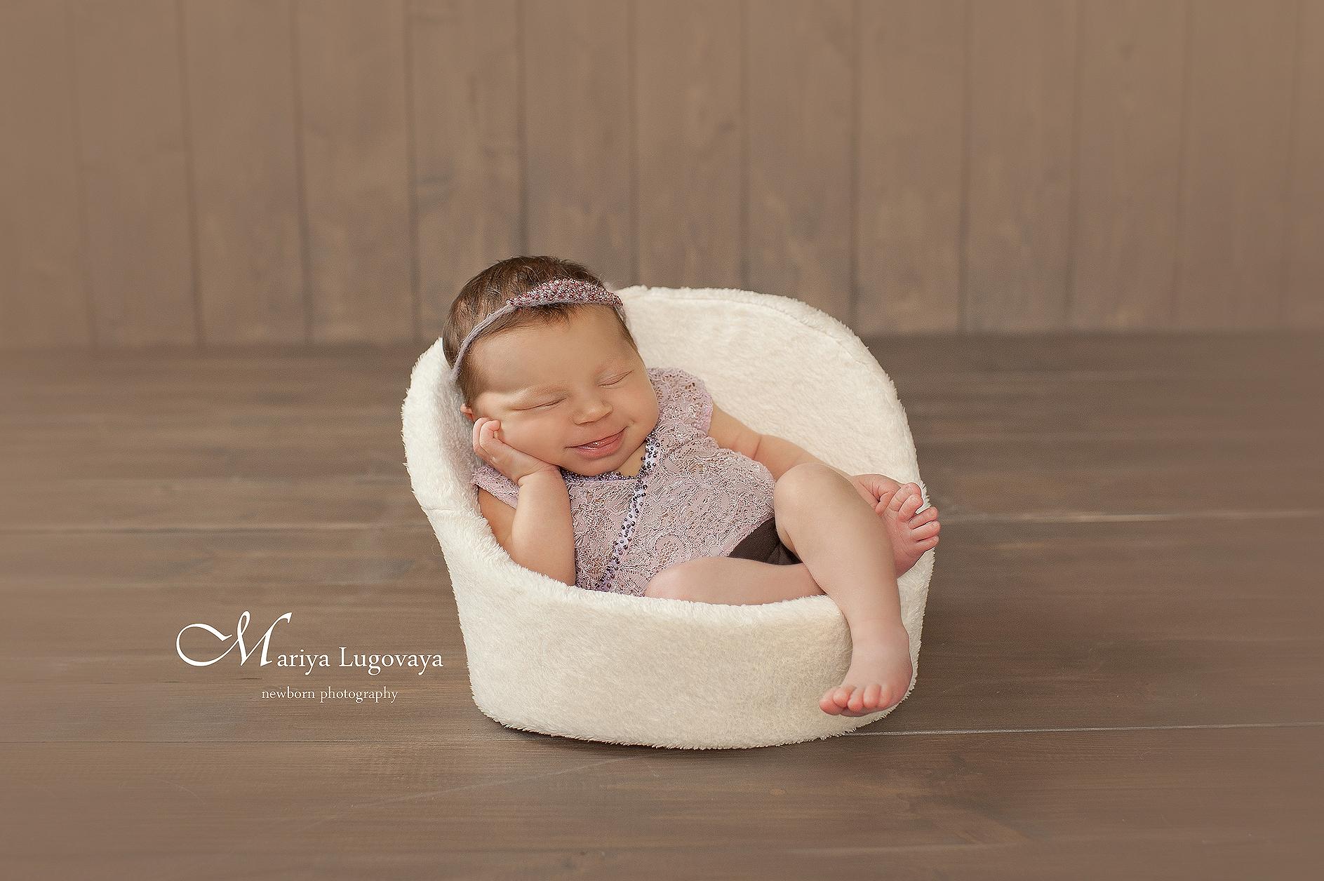 Фото малыша, 7 дней