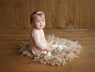 Диана 11 месяцев