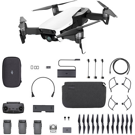 DJI Mavic Air Fly More Combo - Standard DJI Local Warranty