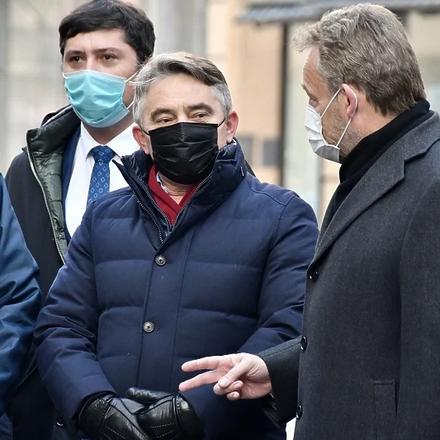 Komšić traži odgovornost   Vijeća ministara zbog konfuzije u procesu nabavke vakcina