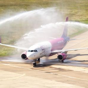 Wizz Air sletio u Banja Luku!
