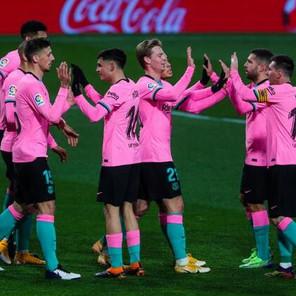 Pjaniću napokon prava šansa u prvoj gostujućoj pobjedi Barcelone nakon tri mjeseca