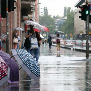 Narednih dana stiže osvježenje – kiša, pljuskovi i grmljavina