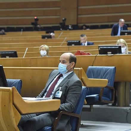 Evo koji su zastupnici glasali protiv smjene Vijeća ministara BiH