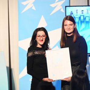 Anisa Mahmutović dobitnica priznanja 'Heroj generacije'