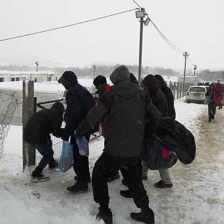 Mještani Blažuja najavili protest za danas zbog formiranja migrantskog kampa u njihovom naselju