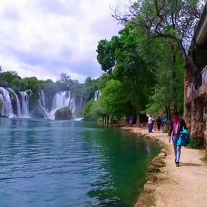 Ljubuški Outdoor Festival uz vodopad Kravica okuplja preko 670 učesnika iz BiH