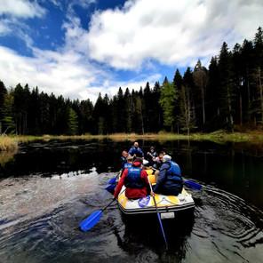 Bajkovito Paučko jezero je čišće i ljepše