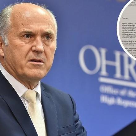 Inzko okončao sagu u Tuzlanskom kantonu: Sjednica većine nezakonita, ukinuti vanrednu situaciju