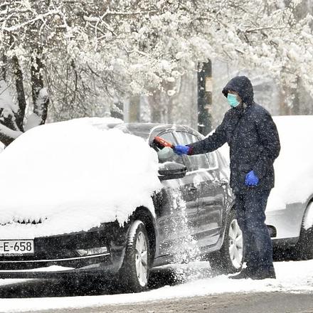 Snijeg zabijelio mnoge gradove u BiH, očekuje se i narednih dana