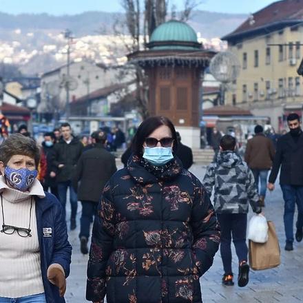 U BiH danas 760 novozaraženih nakon 4.145 testiranih, preminulo 26 osoba