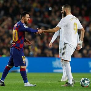 Real slavio u El Clasicu: Majstorija Benzeme i šut Kroosa presudili Barceloni